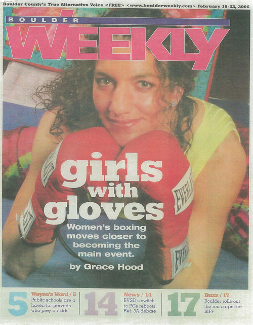 Girls With Gloves