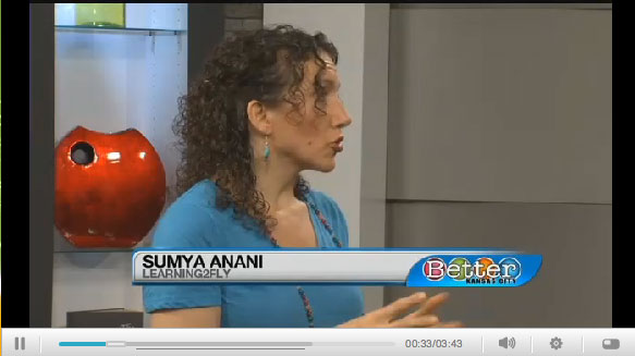 Stress Busters with Yoga and a Chair – Sumya Anani on Better KC