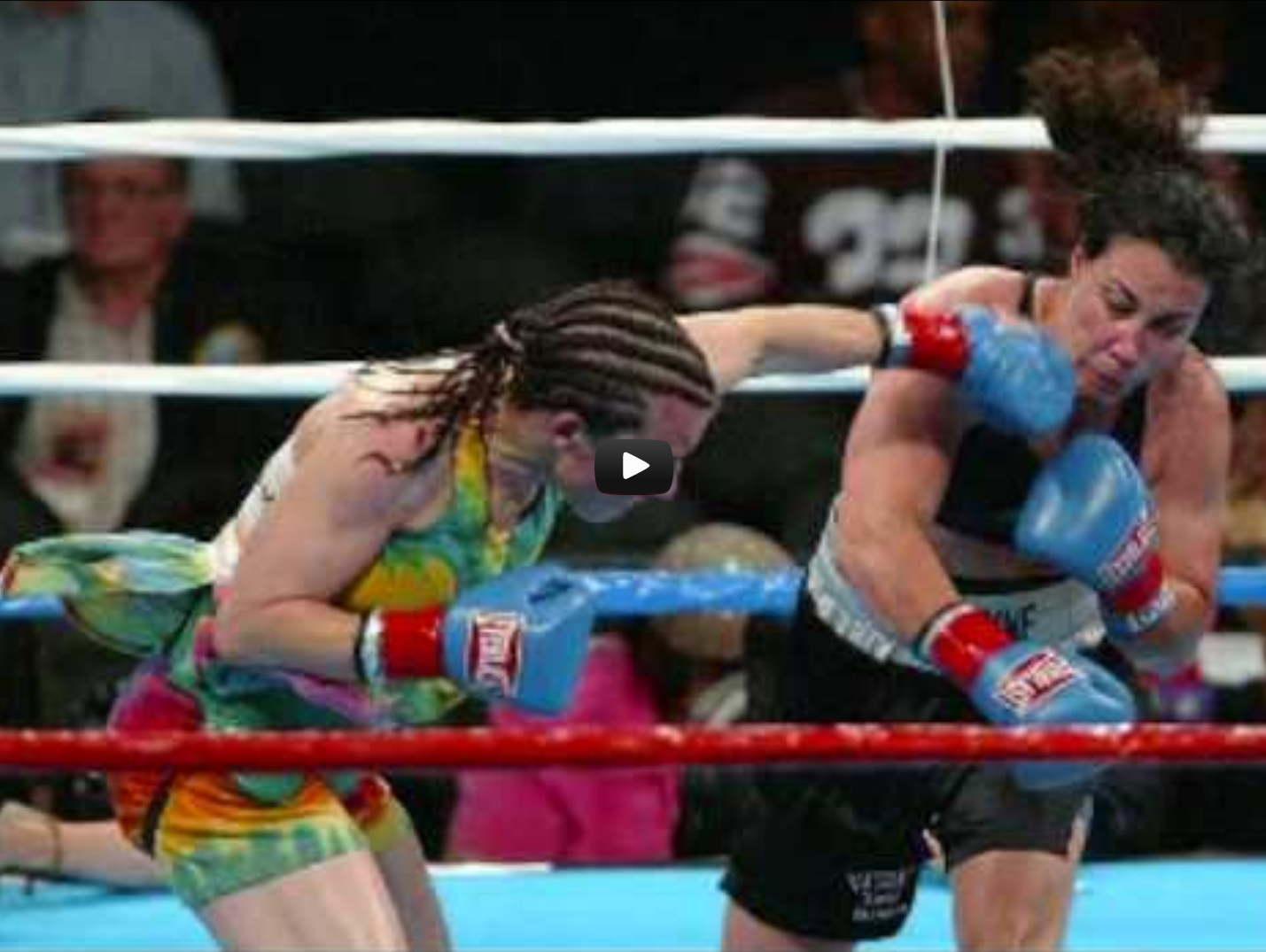 Sumya Anani Boxing Video Compilation
