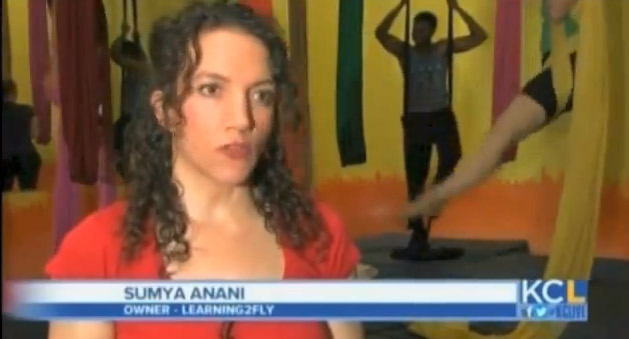 5/16/13 – Wanna Get Motivated to Workout? Try Aerial Fitness on KSHB41