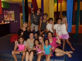 March 2015 Spring Break Camp – A Chakra Circus of Health