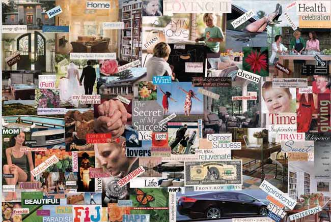 January 25, 2015 – Create Your 2015 Vision Board With Us