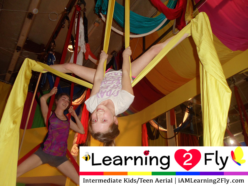 March 28, 2015 – NEW Intermediate Class For Kids and Teens
