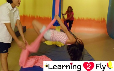 FATHER'S DAY PARENT & CHILD AERIAL CLASS Sunday, June 21st, 2015